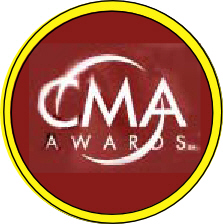Country Music Association award for Album of the Year. Click to go to CMA site.