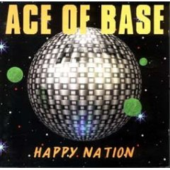 cover of original 1992 'Happy Nation'