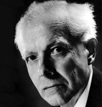 picture of Béla Bartók