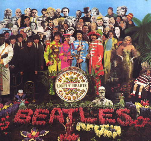 Sgt. Peppers Lonely Hearts Club Band: The Beatles (1967)