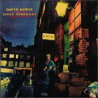 The Rise and Fall of Ziggy Stardust and the Spiders from Mars: David Bowie (1972)