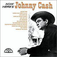 Now Here�s Johnny Cash (1954-58; released 1961)