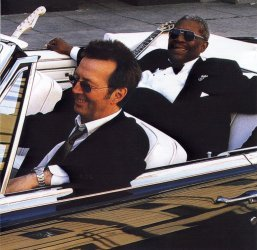 Previous Album: Eric Clapton and B.B. King's 'Riding with the King' (2000)