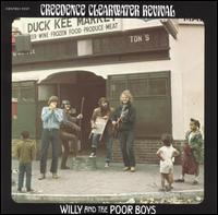 Willy and the Poor Boys: Creedence Clearwater Revival (1969)
