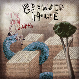 Next Neil Finn related-album: Crowded House's 'Time on Earth' (2007)
