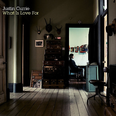 next Justin Currie album: What Is Love For? (2007)