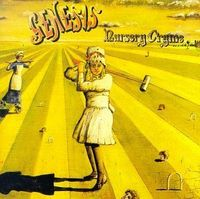 previous studio album: Nursery Cryme (1971)
