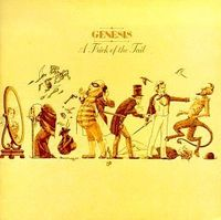 next Genesis studio album: A Trick of the Tail (1976)