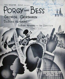 porgy and bess essay Ums in the classroom: george gershwin's porgy and bess interested in using a ums performance in your university classroom for each performance on the season, we provide suggested curricular connections, links to contextual material online.