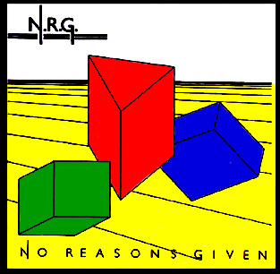 Previous Kevin Gilbert album � NRG: No Reasons Given (1984)