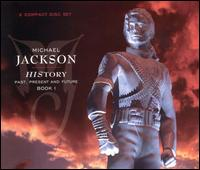 Michael Jackson � HIStory: Past, Present and Future Book 1 (compilation/studio album: 1995)
