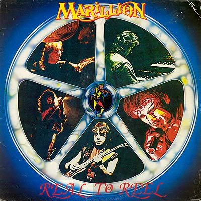 Marillion � �Real to Reel� (1984)