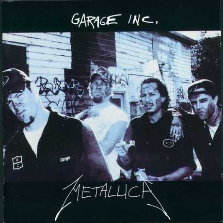 next album: Garage Inc. (1998)