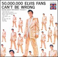 50,000,000 Elvis Fans Can�t Be Wrong: Golden Records Vol. 2 (compilation: 1957-59)
