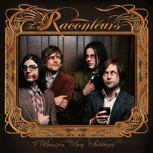The Raconteurs: Broken Boy Soldiers (2006)
