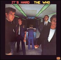 previous studio album: It's Hard (1982)