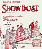 cover from original 1927 Broadway program